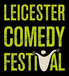 Leicester Comedy Festival logo