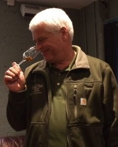 Drew Mayville, Master Blender for Buffalo Trace Bourbon
