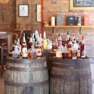 bourbon, leicester bourbon, leicester bar, cocktails, boilermaker