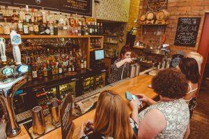 best bar leicester