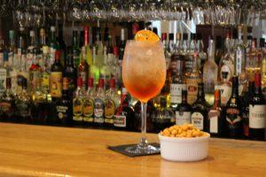 Afterwork Social at Manhattan34 Leicester cocktail bar